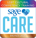 LGBT Cultural Competency Training Bronze 2020